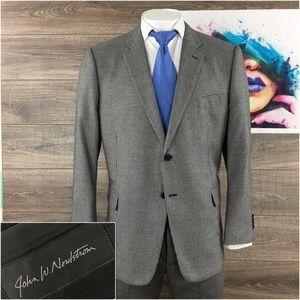 John W Nordstrom Cashmere Mens Blazer Sport Coat